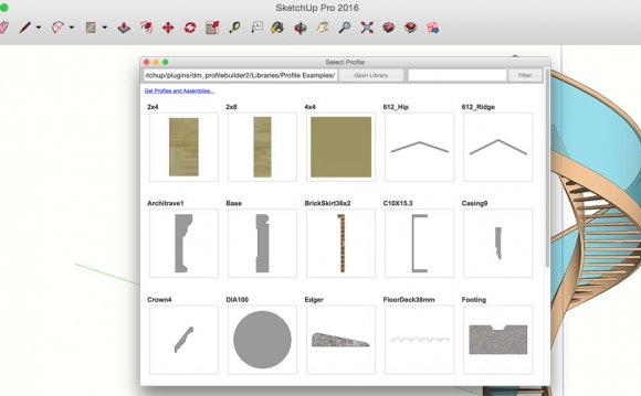 Customize Your SketchUp