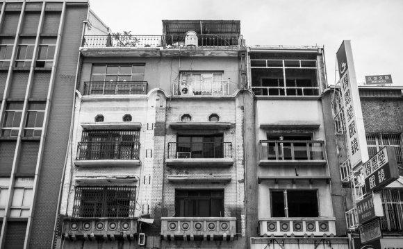 Art deco architectural