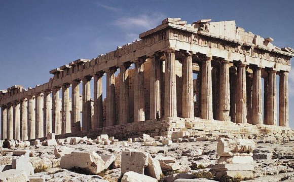 Greek Architecture Parthenon