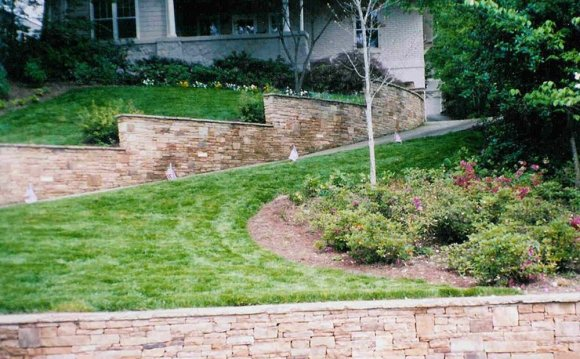 Gravity Retaining Walls