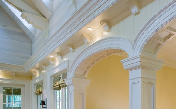 Architectural Millwork And Mouldings : Architectural millwork design and
