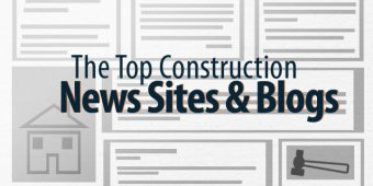 construct news sites header copy