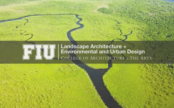 University of Florida Landscape Architecture