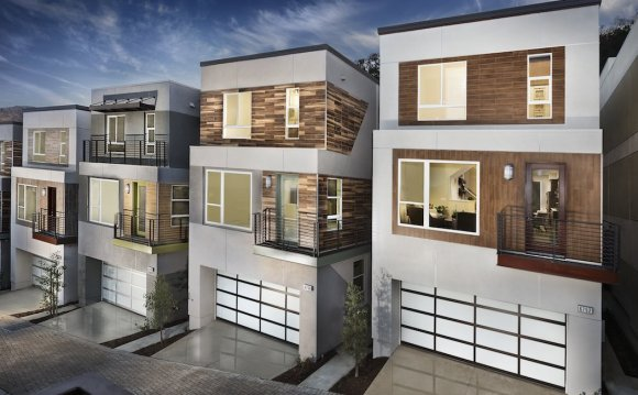New construction Homes Los Angeles