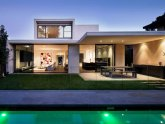 Architecturally designed homes