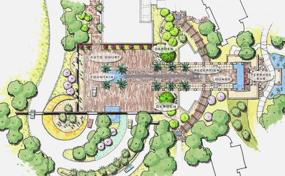 Landscape Architecture Graphics