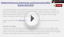 AEC (Architecture, Engineering, and Construction) Market