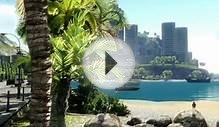 Architectural visualization: landscape, cityscape and