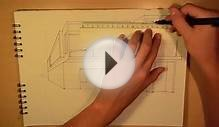 ARCHITECTURE | DESIGN #3: DRAWING A MODERN HOUSE (1-POINT