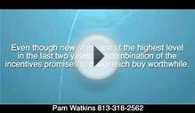 Buying a New Pre Construction Home in South Tampa FL |Pam