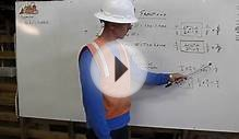 Construction Math Certification Requirement 1 of 3 by