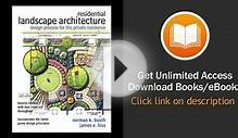 Download PDF Residential Landscape Architecture Design