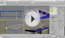 Modeling Architectural Metal - Part 2 - Beams & Trusses