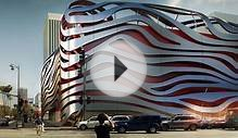 Petersen Automotive Museum Building, Los Angeles - e-architect
