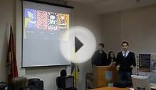 presentation of Pop_Art_Production in Kharkiv National