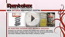 Tampa Rentalex Construction Tools - New Skyjack Rental
