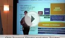 Teradata: Data Warehousing Competitive Landscape Part 1