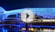 The Largest LED Architecture Project in The World Yas