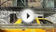 The Storefront for Art and Architecture