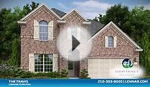 The Travis New Home - Lakeside Collection - Lennar San Antonio