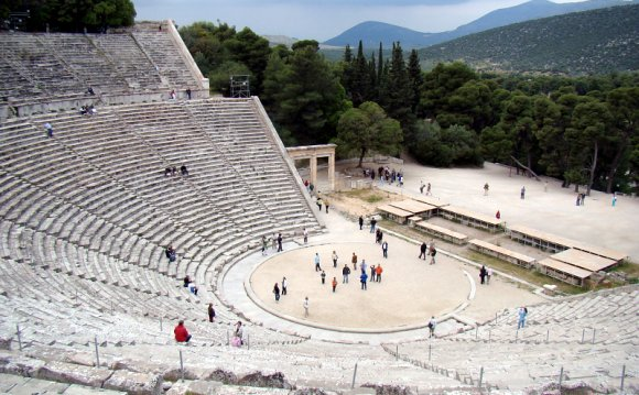 Ancient Greece Arts and Architecture